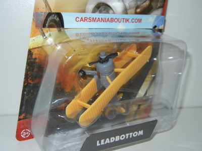 Leadbottom avion Planes 2 Disney m