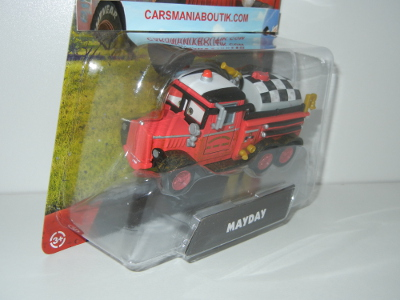 Mayday camion Planes 2 Disney m