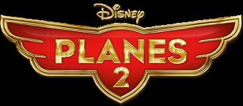 Planes 2 logo