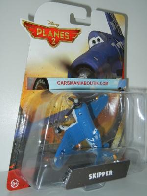Skipper avion Planes 2 Disney m
