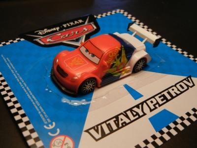 Vitaly Petrov Min73 cars
