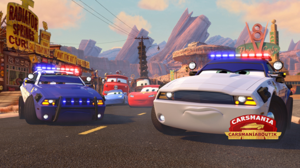 Disney Cars Toon Protec and Save