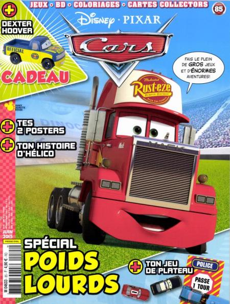 magazine Cars 85 juin 2015