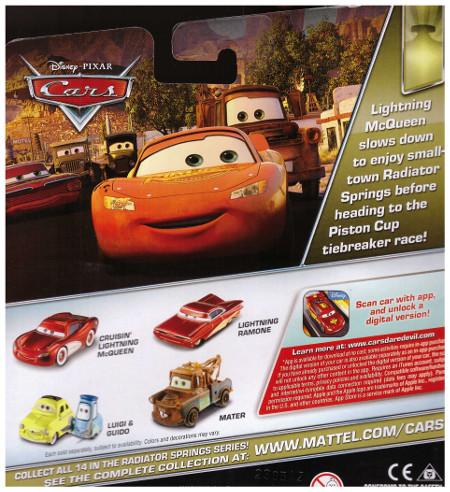 Serie Radiator Springs 2016
