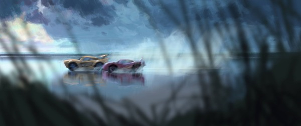 Cars 3 - Concept-Art-Cruz Ramirez